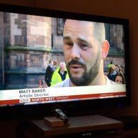 Chester City Passion on BBC News